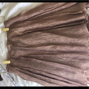 Opening Ceremony Skirts - Rodarte x Openning Ceremony Reverse Pleated Skirt